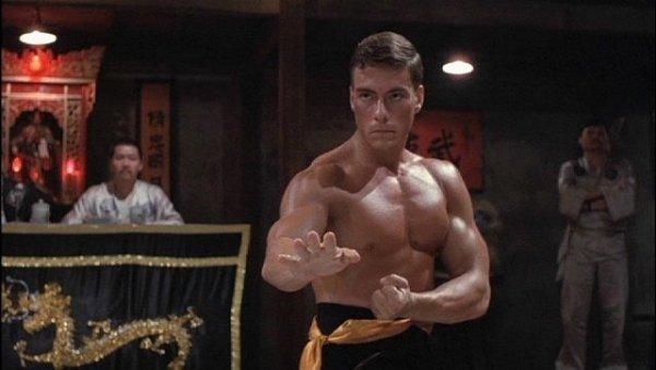 Amazoncom: Lionheart: Jean-Claude Van Damme