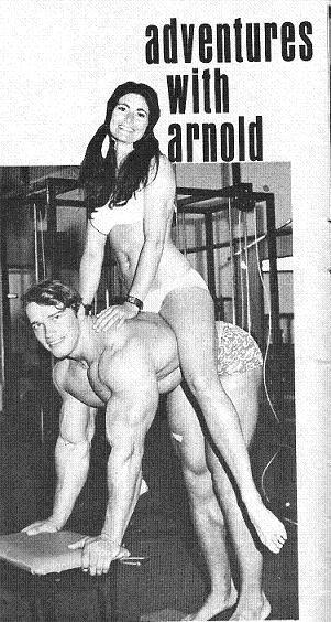 Порно с арнольд шварценеггер