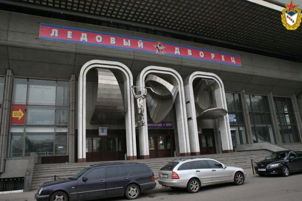 Легкоатлетическо-футбольный комплекс ЦСКА Москва ...