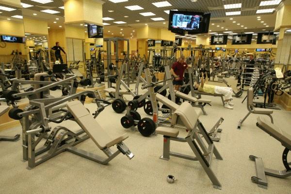 Фитнес клубы Москвы - занятия фитнесом в лучших