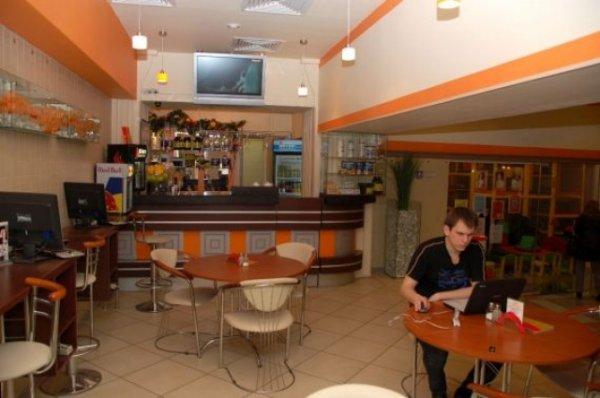 Интернет кафе в перми