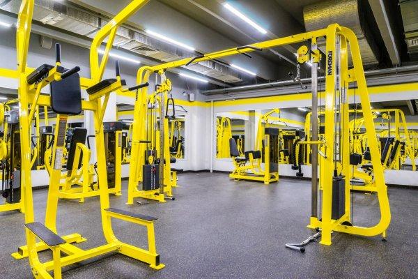 фитнес клуб москва проспект вернадского