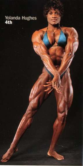 Фото бодибилдинг голый женщин