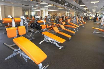 Кроссфит программы тренировок для мужчин в тренажёрном зале