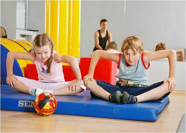 Фитнес реал детский фитнес
