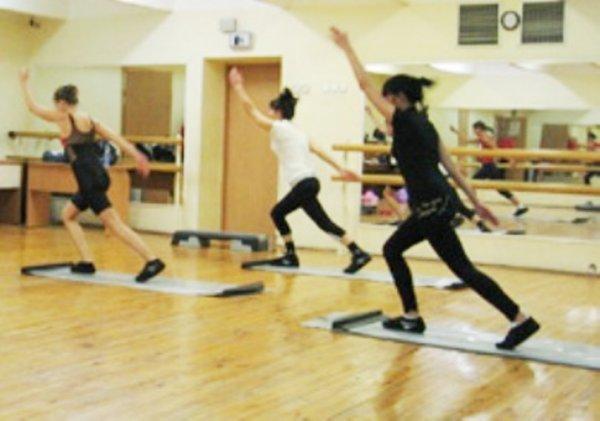 Фитнес студия л панченко групповые