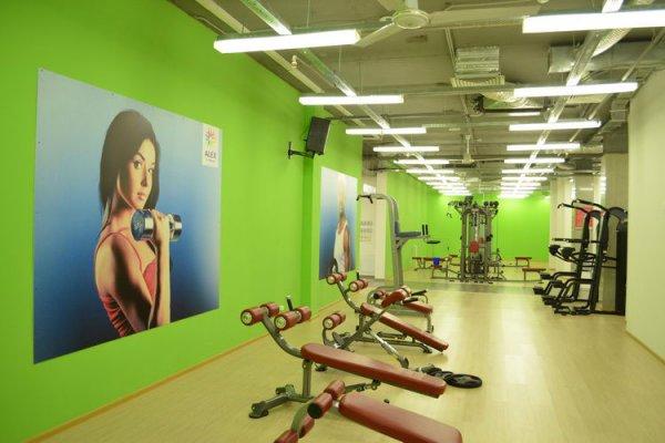 Фитнес клуб малина казань