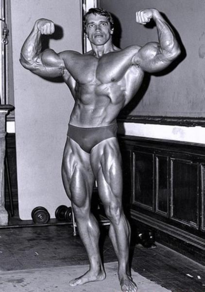 фото шварценеггера на мистер олимпия