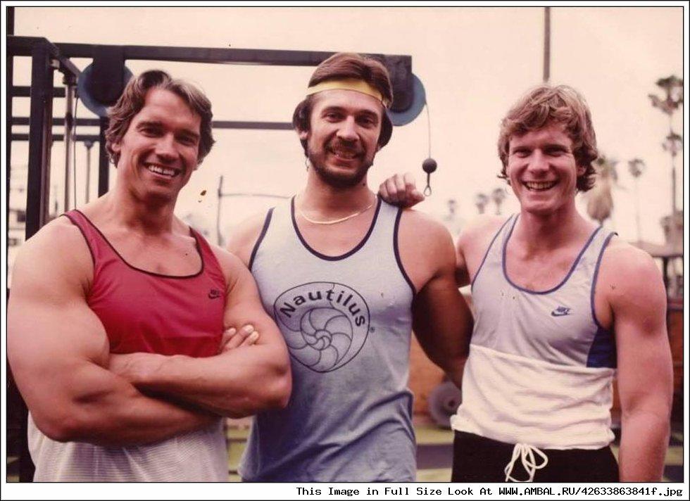 Arnold Schwarzeneggers love child Joseph Baena looks just