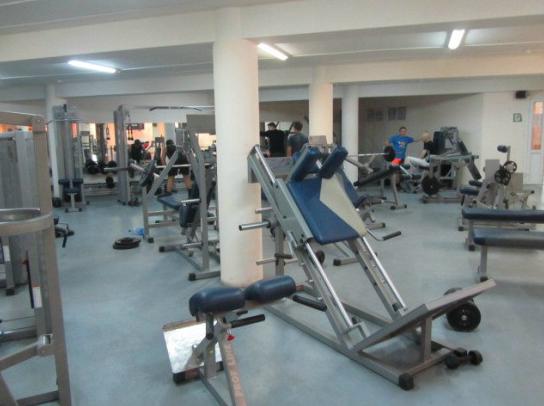 DriveFitness - сеть фитнес-клубов Екатеринбурга