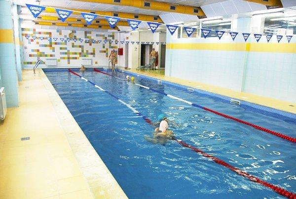 Спортивний клуб фітнес порт бассейн