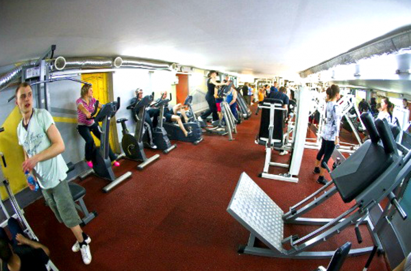 Фитнес клуб москва империя клуб поблизости ночной