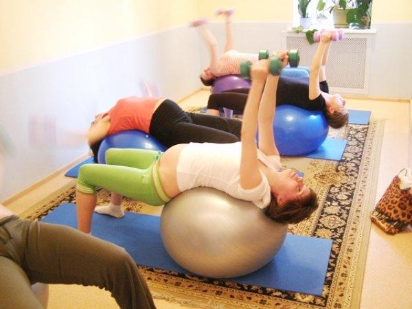 Тамбов йога для беременных 9