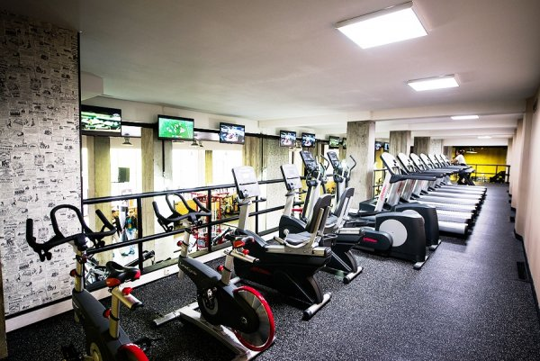 К клубу фитнес клуб пресс центр