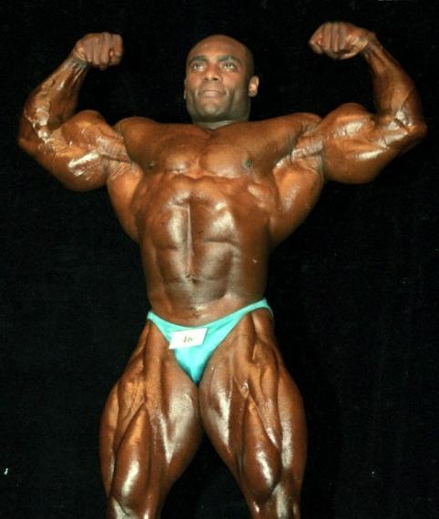 Ночь чемпионов 1998, Эрни Тейлор (Ernie Taylor), бодибилдинг ...