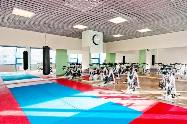 Фитнес клуб Престиж Фитнес - стильный - Санкт