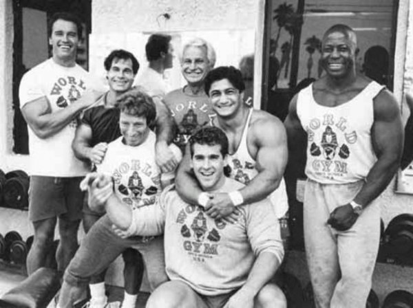 Encyclopedia of Modern Bodybuilding Arnold Schwarzenegger