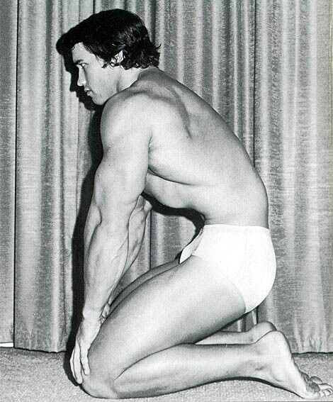 Арнольд шварценеггер вакуум в животе фото