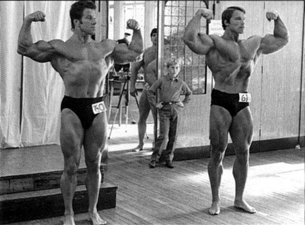 Какие стеройды употреблял арнолд