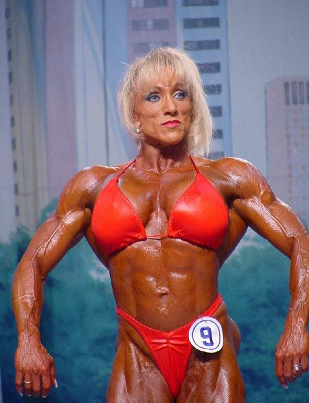 Bodybuilder photos scholcraft peggy