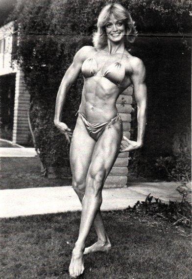 Lynne pirie bodybuilder