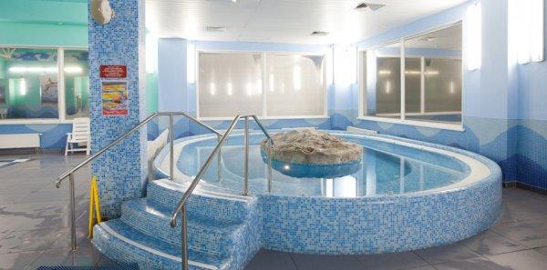 фитнес лодочная бассейн