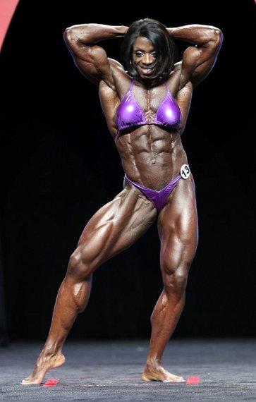 мисс олимпия 2016 фото