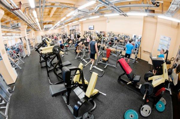 фитнес хаус на ладожской бассейн закрыт