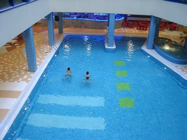 Мтл арена бассейн для беременных 48