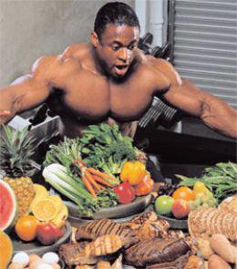 режим спортивного питания для вегетарианцев месту